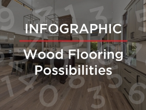Infographic—Wood Flooring Possibilities!
